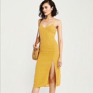 A&F Midi Slip Dress